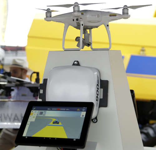 Drone da New Holland Agriculture
